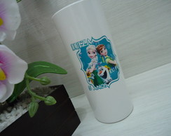Copo Long Drink Frozen Fever