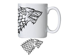 Caneca de Porcelana Game of Thrones 005