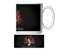 Caneca de Porcelana Game of Thrones 008