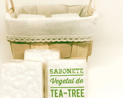 Barra Vegetal - Tea Tree