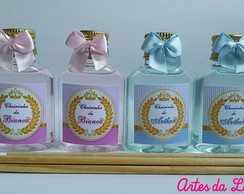 Mini Aromatizador PVC 35ml FLORAL