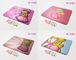 Mouse Pad Princesa Peach Girls Mousepad