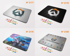 Mouse Pad Overwatch Game Jogo Mousepad