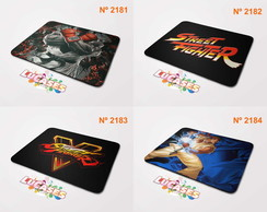 Mouse Pad Street Fighter Ryu Mousepad