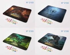 Mouse Pad World Of Warcraft Wow Mousepad