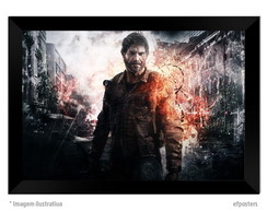 Quadro Poster 0148 The Last of Us