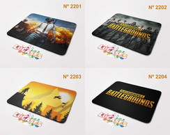 Mouse Pad Battlegrounds Player Mousepad