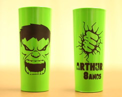 Copos long drink HULK