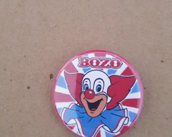 Botton Bozo Anos 80