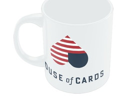 Caneca House of Cards 3