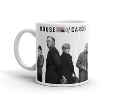 Caneca Serie House of Cards 9