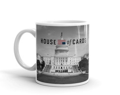 Caneca Serie House of Cards 10