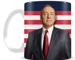 Caneca House of Cards 13