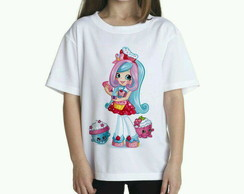 Camiseta Shopkins