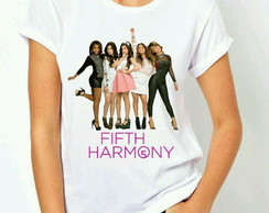 Camiseta Fifth Harmony