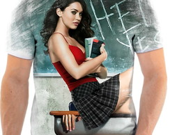 Camiseta Megan Fox Filme 3
