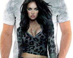 Camiseta Megan Fox Filme 5