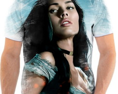 Camiseta Megan Fox Filme 6