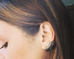 Brinco Ear Cuff Black