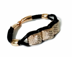 Pulseira Wrap - Moda Golden Square - Co