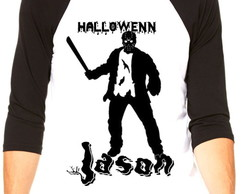 CAMISETA HALLOWEN Jason