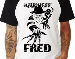 CAMISETA HALLOWEN Freddy krueger
