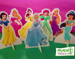Display de Mesa Princesas Disney