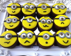 Mini Alfajor Minions