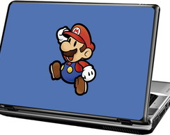 Skin Para Notebook - Super Mario