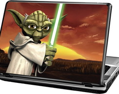 Skin Para Notebook - Yoda - Star Wars
