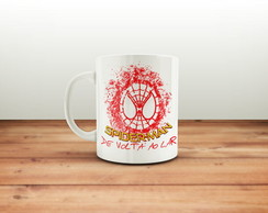 Caneca Spider Home Coming