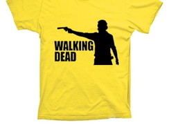 Camiseta Walking Dead TWD 1