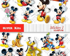 Kit Digital Mickey 19