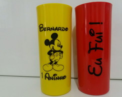 Kit 100 copos long drink personalizados