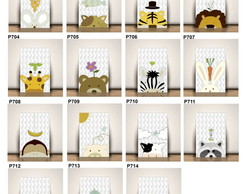 Placa/Quadro Decorativo Mdf Infantil