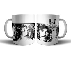 CANECA ROCK BAND - BEATLE