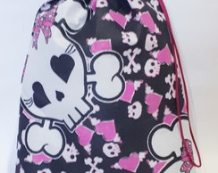 Sacola de brinde MONSTER HIGH