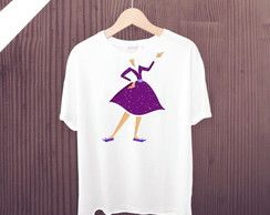 Camiseta Corpo Miss Moon