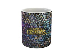 Caneca League OF Legends 3