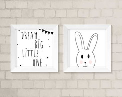 Kit Infantil - Dream Big Little One