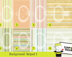 Background Striped 1