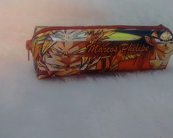 Estojo Personalizado Dragon Ball