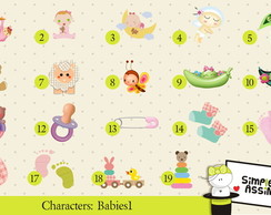 Characters Babies 1
