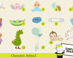 Characters Babies 2
