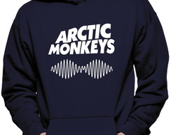 Blusa Moletom Arctic Monkeys