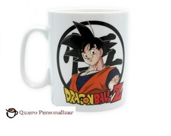 Caneca Dragon Ball Goku 08