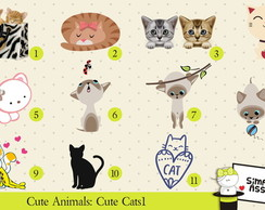 Cute Animals: Cute Cats