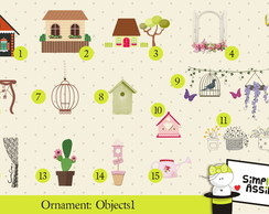 Ornaments: Objects 1