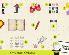 Ornaments: Objects 2