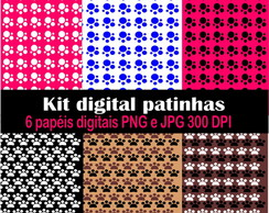 kit digital patinhas